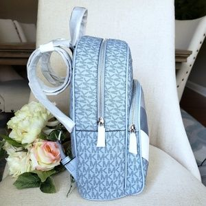 Michael Kors Bags - 🎒Michael Kors Abbey Backpack and Wallet set blue